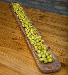 19th Century Reclaimed Wood Baguette Board