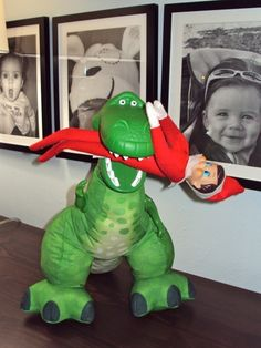 We all Love Elf on the Shelf. Here's some great ideas for you. | From fyigalleries