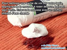 1000 Ideas About Enlever Tache De Vin On Pinterest