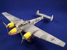 Messerschmitt Bf 110 E