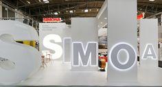 Simona | IFAT fair Munich 2012 | Totems Communication & Architecture