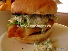 Best Beer Battered Fish Ever! - Kalofagas - Greek Food & Beyond