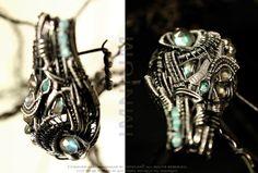 The Mechanics Of Borg by IMNIUM on DeviantArt