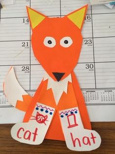 Kinder Kuties: What Does the Fox Say?