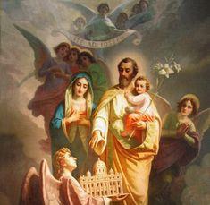 Cum Petro et sub Petro: Semper: São José e o Amor da Vida Escondida. Valei-nos, São José!  #sagradafamília