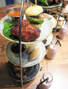 Hilton Garden Inn Sunderland Afternoon Tea