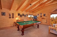 Lilac - This romantic 1 bedroom cabin has luxurious furnishings and will be perfect for you trip to the Smokies with your loved one! http://americanmountainrentals.com/cabin-detail/?cid=241#image-4