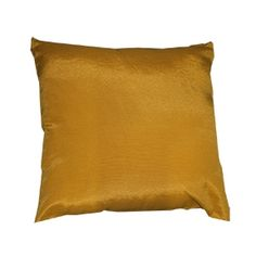 z Almofada Lisa 03 - amarela