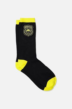 Crazy Socks, Cool Socks, Sloth Socks, Typo Shop, Mens Novelty Socks, Man Thing Marvel, Funky Design, Brooklyn Nine Nine, Thick Socks