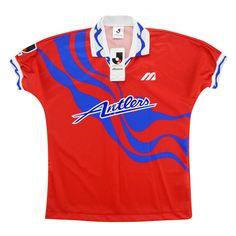 208f85c5535 1993-95 Kashima Antlers Home Shirt  w Tags  L.Boys