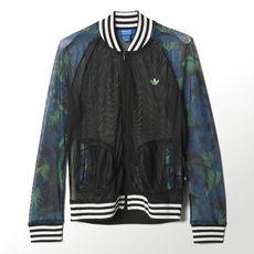 adidas - Hawaii Superstar Mesh Track Jacket Superstar Noir, Adidas  Superstar, Adidas Outfit, 45f25162180c