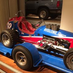Bobby unser sprint car