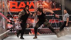 Big viewership drop for this week's Raw headlined by Roman Reigns vs. Braun Strowman in a steel cage