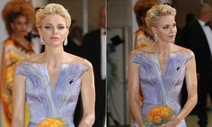Princess Charlene is the belle of the ball at Red Cross Gala