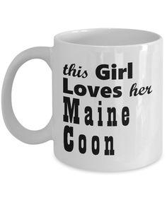 Maine Coon - 11oz Mug
