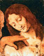 """New artwork for sale! - """" Leonardo Da Vinci - Head Of St John The Evangelist by Leonardo da Vinci """" - http://ift.tt/2lXVtkH"""