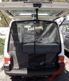 Eurovan Rear Hatch Screen