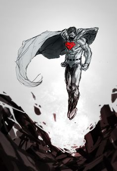 Superman by Dexter Soy