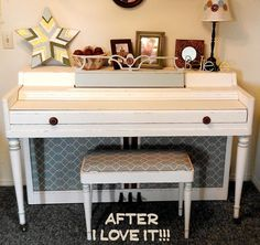 5 DIY Painted Pianos