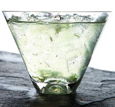 Cucumber Aloe Cocktail - seems like a good idea to me :)