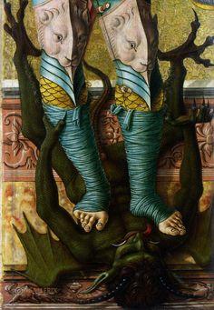 Carlo Crivelli - Saint Michael