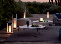 The Flame outdoor candles by Manutti create an instant atmosphere of relaxation and warm up any evening. Visit our nearest showroom for more! Gloster Outdoor Furniture, Outdoor Furniture Design, Outdoor Candle Holders, Outdoor Candles, Outdoor Table Lamps, Outdoor Decor, Outdoor Dining, Outdoor Pendant Lighting, Outdoor Settings