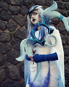 #kindred #cosplay #cosplayer Follow @leagueofcosplays My personal acc…
