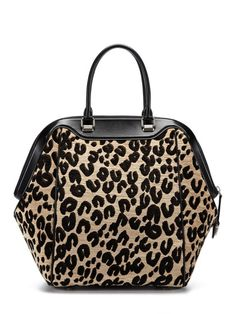 LOVE!! Runway Collection Leopard North South by Louis Vuitton at Gilt