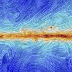 Planck map of the ef
