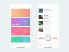 Event - App Concept Get more updates here Behance | Instagram If you like it please give it a ❤️ Thanks to Dribbblers!
