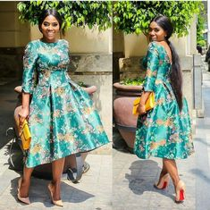 South African Traditional Dresses 2018 Fashiong4
