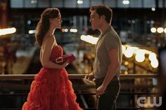 I want that red dress! - Leighton Meester - Ed Westwick - Gossip Girl
