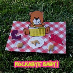 The Rockabye Bear looooooves bear holidays, as you can imagine.   Are you celebrating Teddy Bear Picnic Day today? Share your photos with us on Facebook, Twitter and Instagram with #RBTeddyBearPicnicDay http://rocka.by/Blog4RB