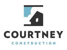 Courtney Construction logo by Carlos Fernandez