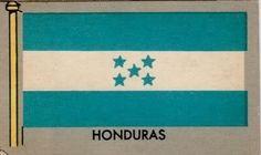 Honduras, Flags, National Flag