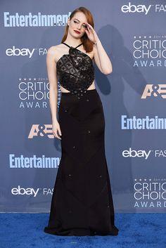 Visur un vienmēr lieliskā Emma Stouna! #Fashion #celebrity #redcarpet