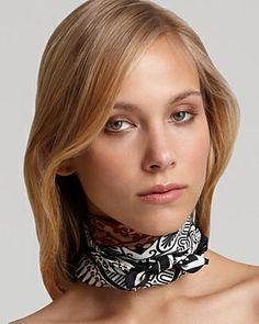 Lizz's Latest: Silk Bandana Scarves Silk Bandana, Bandana Scarf, Silk Neck Scarf, Ways To Wear A Scarf, Vintage Scarf, Neck Scarves, Bandanas, Scarf Styles, Womens Scarves