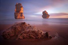 Undo the Dry Spell: Deserts, Canyons and Stone 4  The Twelve Apostles, Australia