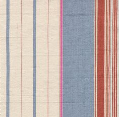 Barnaby Stripe from Borderline Fabrics