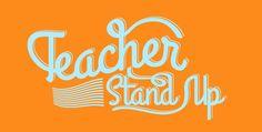 Typography Teacher Day