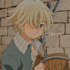 Seven Deadly Sins Anime, 7 Deadly Sins, Bts Anime, Anime Guys, Anime Cosplay, Anime Angel, I Love Anime, Me Me Me Anime, Animé Fan Art