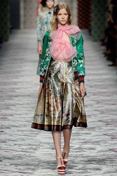 MFW: Gucci Spring/Summer 2016 — The Fashion Law