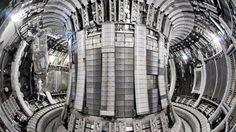 La supermáquina que fabrica la energía de fusión nuclear
