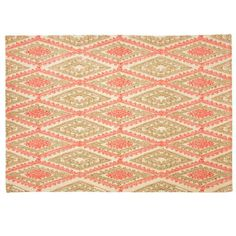Aberdeen rug by John Robshaw - so cute for a little girl's room