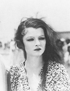 """tracylord:    Myrna Loy in a """"Renegades"""" (1930)"""