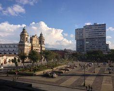 Catedral Metropolitana de Guatemala  