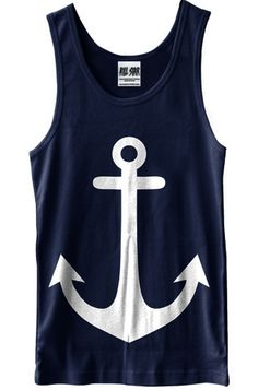Kill Star Anchor Women's Vest, £17.99