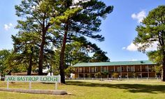 1- or 2-Night Stay with a $20 Dining Credit at Lake Bastrop Lodge in Bastrop, TX