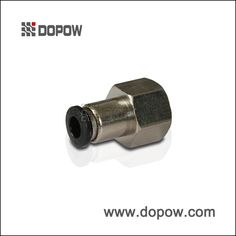 PCF Female Straight Pneumatic Connector