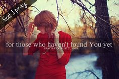 ...For those who haven't found you yet.